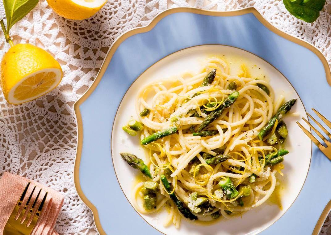 il-gran-spaghetto-voiello-n-105-limone-asparagi-e-parmigiano